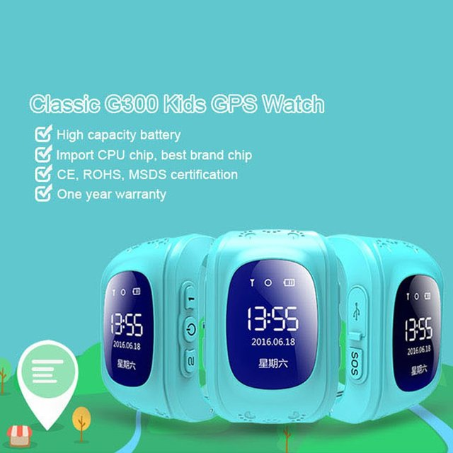 Q50 Smart Watches For Kid Anti Lost Child GPS Tracker SOS Positioning Tracking Smart Phone Kids Watches Clock Baby Best Gift 2
