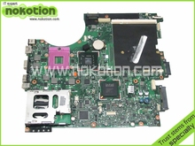 laptop motherboard for hp EliteBook 493980-001 intel PM45 ddr2 with graphics slot