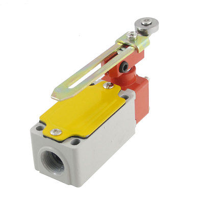 AC 380V 0.8A DC 220V 0.14A Rotary Adjustable Roller Lever Limit Switch LXK3-20S/T professional electrical switches dustproof rotary roller lever limit switch overtravel limit for cnc mill laser plasma me 8108
