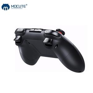 Image 5 - Mocute 054 Gamepad Pubg mobil Pubg denetleyicisi Android Joystick kablosuz VR Joypad Smartphone Tablet PC telefon akıllı TV oyun pedi