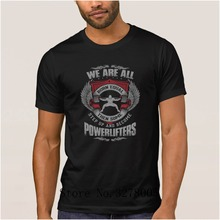 Some People Step Up And Become Powerlifters Men's T Shirt Funny Casual Nice Men's T-Shirt Mens Plus Size Tee Shirts For Men