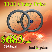 11.11 promotion SEMA 18inch355 carbon wheelset with Ridea hub for Birdy bike wheelset the lowest price just 5pairs limit to sale