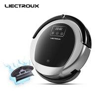 Free All LIECTROUX Robot Vacuum Cleaner B6009 2D Map Gyroscope Navigation Low Repeat Virtual Blocker