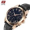 Relogio masculino Relojes Hombre Waches Hombres Famosa Marca TTLIFE Reloj Deportivo Hombre Reloj de pulsera de Cuarzo whatch Hombres de Negocios Reloj de Los Hombres