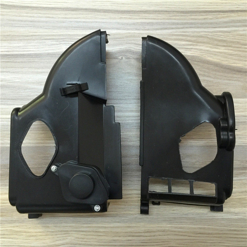 STARPAD For Scooter GY6 125 150 fan blades 50 cover the upper and lower radiator cover cylinder cover AB cover Mount starpad for qianjiang 150 sets of circular blade cylinder combination sets of cylinder piston assembly