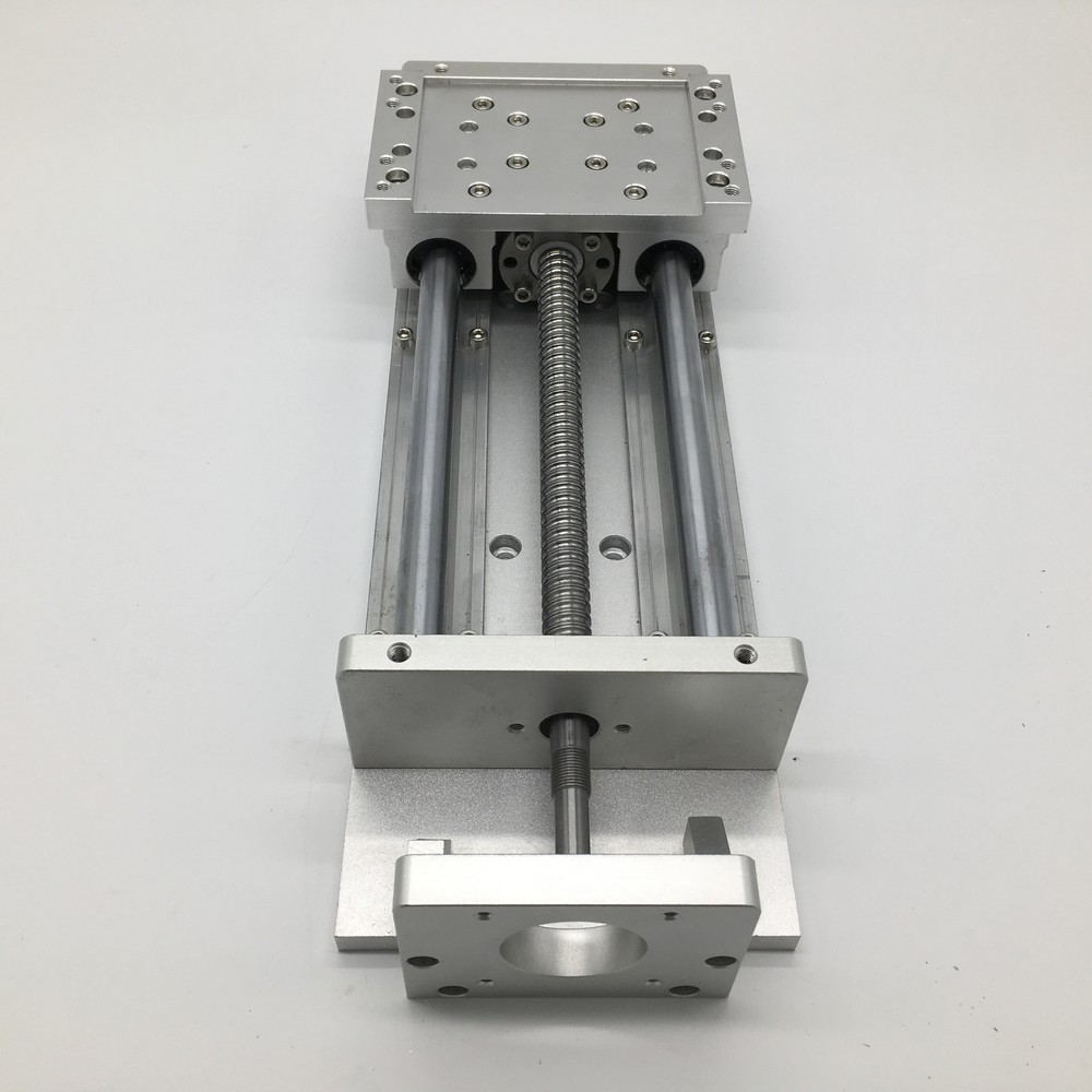 CNC Slide Table 1000MM Heavy Load Milling Linear Stage Ball Screw SBR Guide
