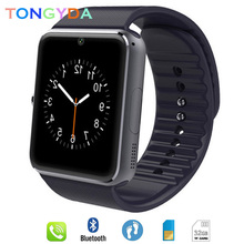 Get more info on the Smart Watch GT08 Children Men Kids Watch Phone  Support Sim TF Card  Multi-languages GSM SIM Card Camera for iPhone Samsung