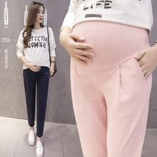 Minimalist Maternity Trousers