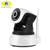 HD Wireless Security IP Camera WifiI IR Cut Night Vision Audio Recording Surveillance Camera Network Indoor