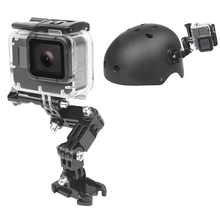 Adjustment Base Mount for gopro hero 7 5 6  Action Camera Tripod Helmet Belt Accessory