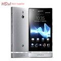 "Abierto original sony xperia p lt22i lt22 teléfono android de doble núcleo gps wifi 8mp 1 gb ram 16 gb rom 4.0 ""PULGADAS 3G Teléfono Reacondicionado"