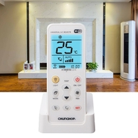 K 390EW WiFi Smart Universal LCD Air Conditioner A C Remote Control Controller Z07 Drop Ship