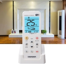 K 390EW Wifi Smart Universele Lcd Airconditioner A/C Afstandsbediening Controller Rental & Dropship