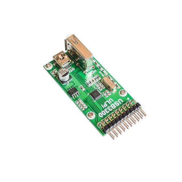 Usb3300 usb hsボードホストotg phy低ピンulpi評価開発モジュールキット