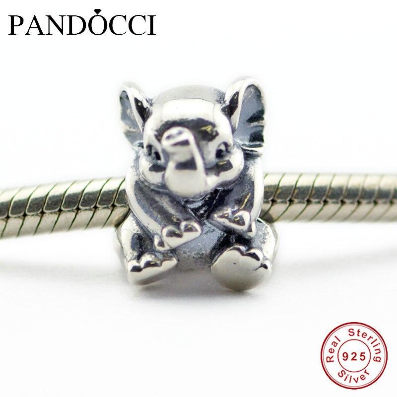 elefante pandora charm