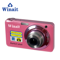 Winait 2017 Hot Sale DC V600 Digital Camera With Sd Card Up To 32GB Rechargeable Lithium