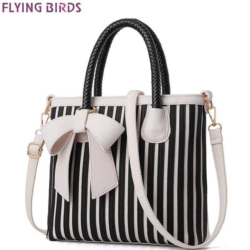 FLYING BIRDS women bags for women handbag famous brands bow women s tote cross body messenger