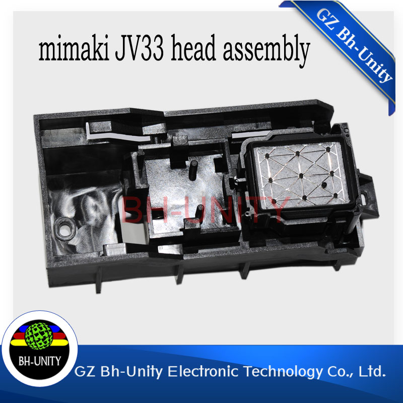 best quality!! mimaki jv33 printhead cap station for eco solvent printer best price for mimaki sj740 printer printhead cap station