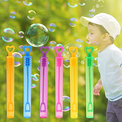 1/12/24 stücke Herz/Stern Leeren Seife Blase Flaschen Spielzeug Outdoor Home Hochzeit Decor Spielzeug Geburtstag weihnachten Geschenke Spielzeug für Baby Erwachsene
