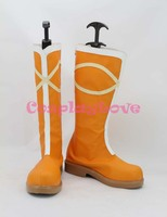Newest Custom Made Japanese Anime Lovelive SUNNY DAY SONG Umi Sonoda Cosplay Shoes Boots For Halloween