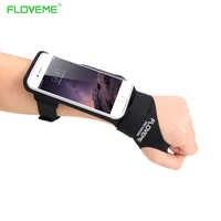 FLOVEME Sport Gym Armband Waterproof Phone Case For Xiaomi Redmi 4x note 4 4a mi5 mi6 mi7 Cover Running Hand Bag Arm band Case