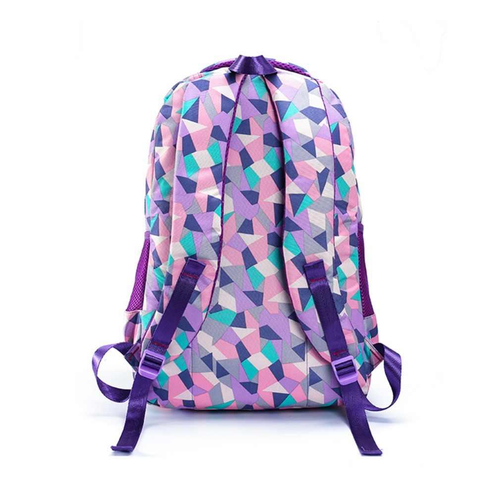 ¡Novedad de 2020! mochila escolar para niños y adolescentes, mochila escolar de gran capacidad, bolso impermeable para niños, mochila