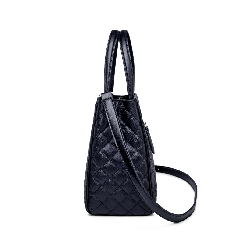 6f6bb341b8 Business OL lady Genuine leather woman bag ZOOLER 2019 NEW luxury handbags  women bags designer quality ladies hand bags  E120-in Shoulder Bags from  Luggage ...