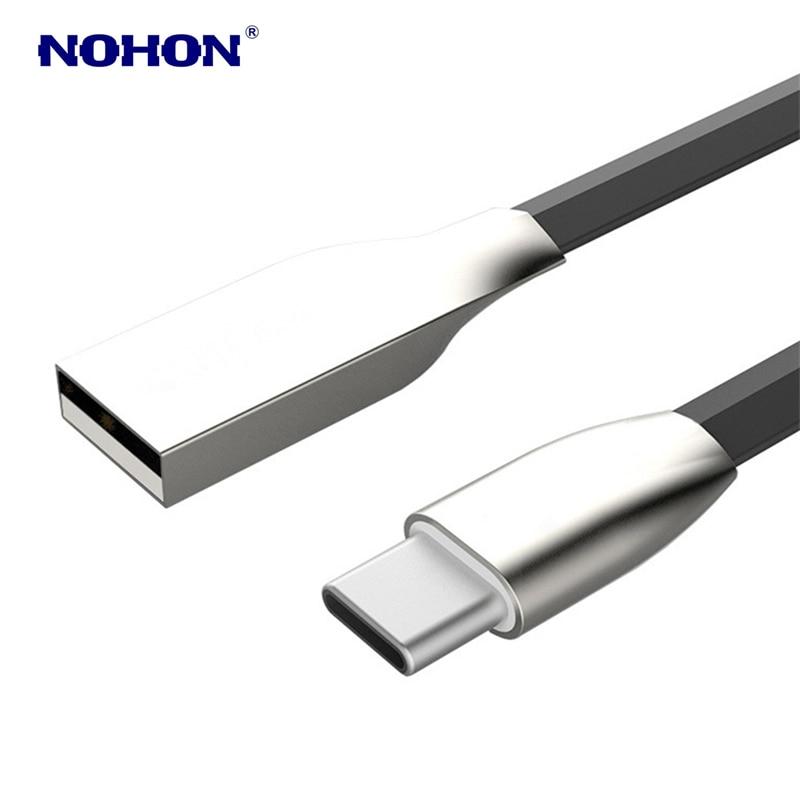 Cable USB tipo-c para Xiaomi 4S 5 5S Plus 6 8 MIX 2S 3 Redmi note 7 Samsung S8 S9 Plus Note9 OnePlus 3 5T 6 6T USB-C, Cable cargador