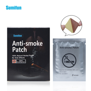 35 Pcs Sumifun Quit Smoking Anti Smoke Patch for Smoking Cessation Patch 100% Natural Ingredient Stop Smoking Patchs K01201