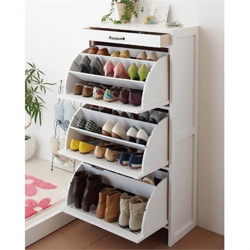 rangement chaussures armoire