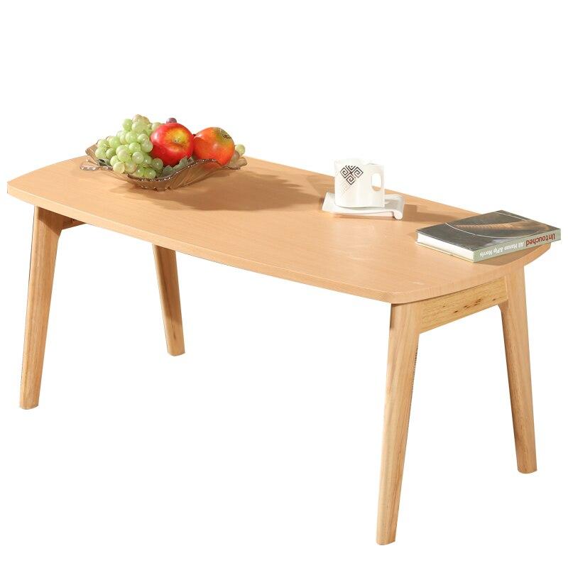 Japanese Coffee Table Pine Wood Solid Wood Tea Table Modern