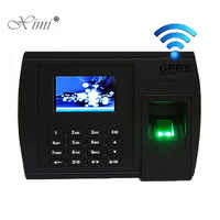 ZK Biometric Fingerprint Time Attendance XM228 GPRS TCP/IP Web Time Clock Fingerprint Time Recorder Employee Attendance