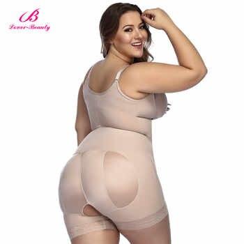 Lover Beauty Shapewear Waist Slimming Shaper Corset Slimming Briefs Butt Lifter Modeling Strap Body Shaper Underwear Bodysuit A