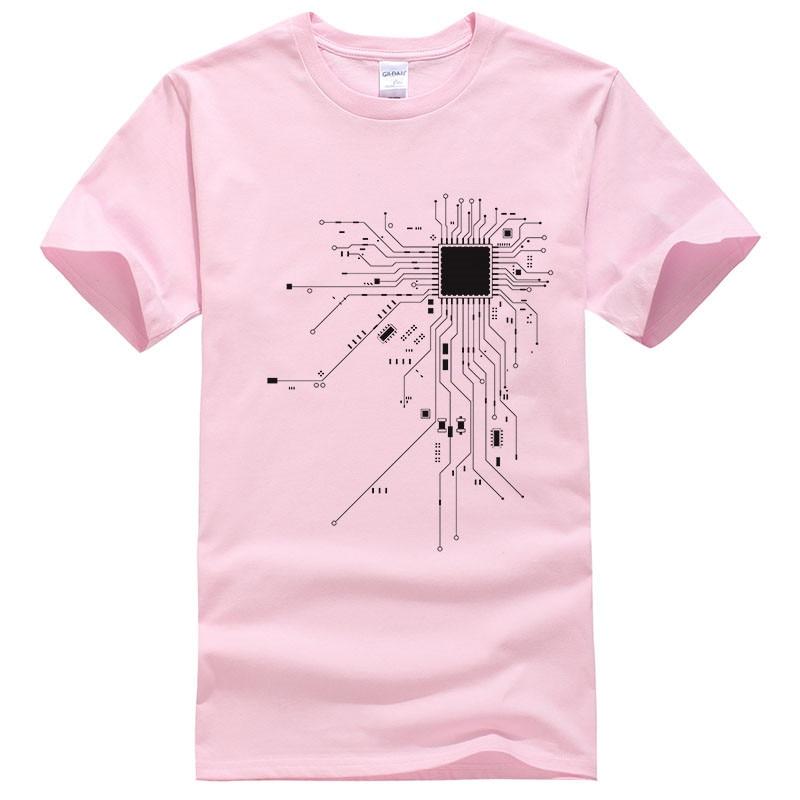 2018 Bonne Qualité T-shirt Mode Casual Manches Courtes Mignon Coton Matériau petite taille