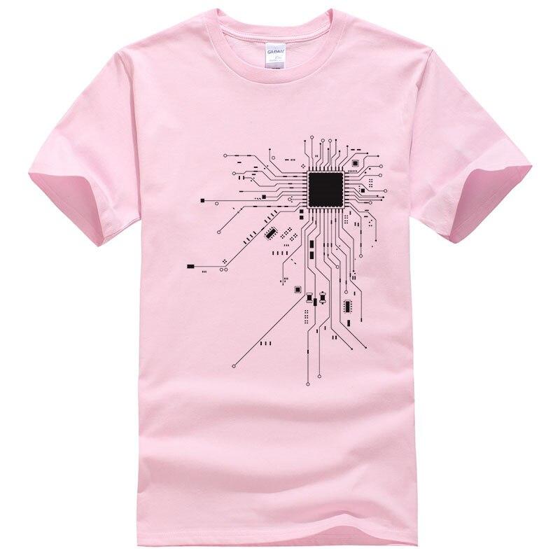 2018 di Buona Qualità T-Shirt di Moda Casual Manica Corta In Cotone Sveglio Materiale di piccola dimensione