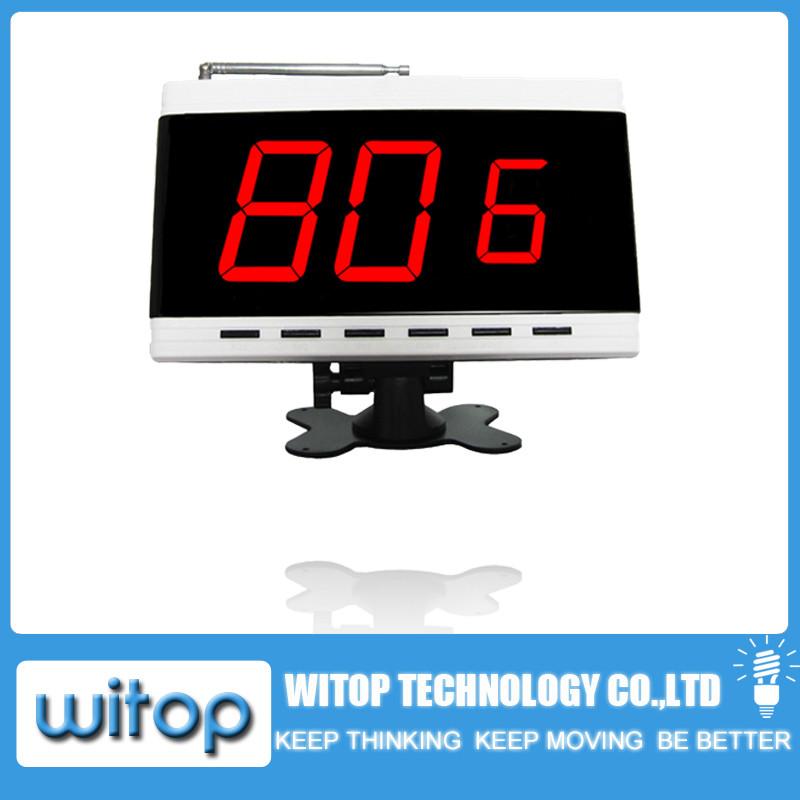 restaurant callign system wpe9600