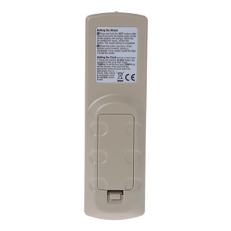 MEXI Universal Low Power Air Conditioner LCD A/C Remote Control For Haier Home Office Air Conditioner Accessory Thermostat universal low power rf air conditioner lcd a c remote control for gree