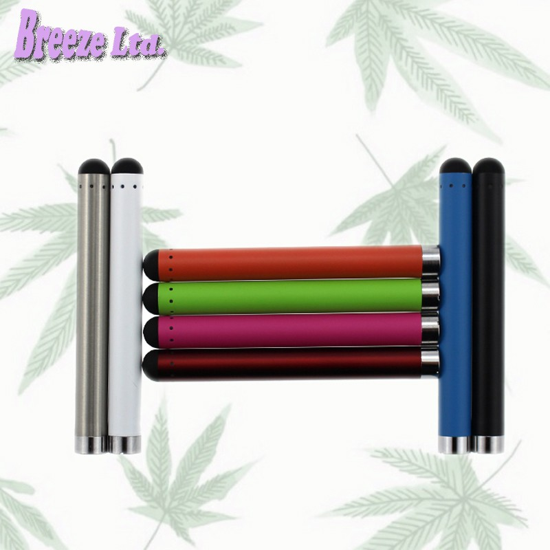 10pcs/lot Colorful O Pen Vape Bud Touch Battery 280mah With Chargers For CBD Oil Vaporizer Pen Cartridges Vape Pen Cartridge