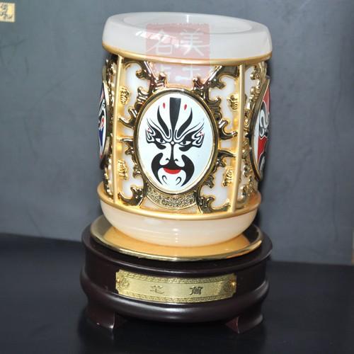 качество белого нефрита терракотовых воинов перо вращающихся китайский стиль уникальный практичные подарки сувенир