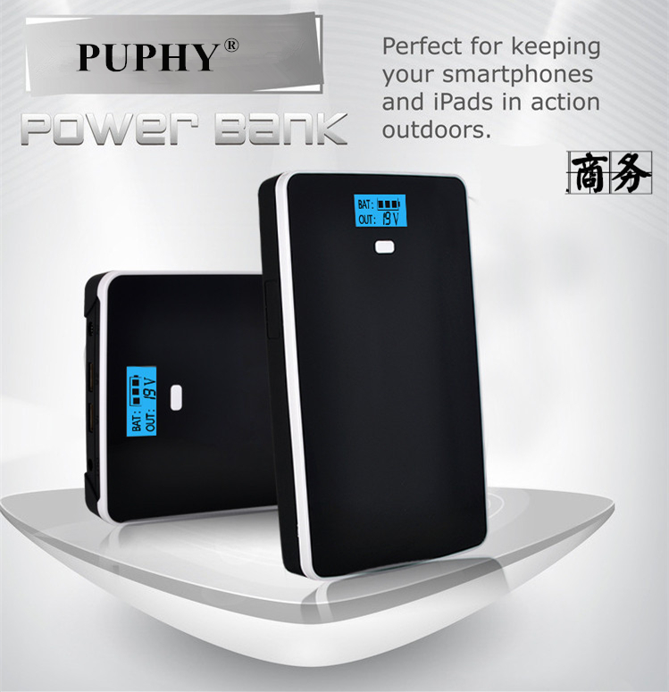 5 v, 7 v, 9 v, 12 v, 14 v, 14.5 v, 16 v, 19 v, 19.5 v, 20 v (4.5AH 200AH Réglable li-polymère USB QC3.0 Batterie pour Ordinateur Portable/banque D'alimentation de secours De voiture