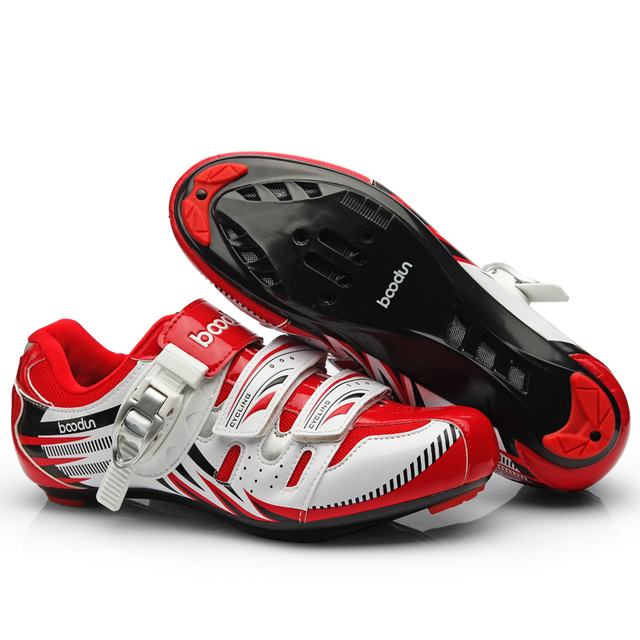 Professional Comfortable Breathable Men's Cycling Shoes