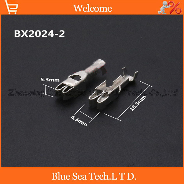 aliexpress com buy bx2024 2 car fuse holder terminal connectors rh aliexpress com