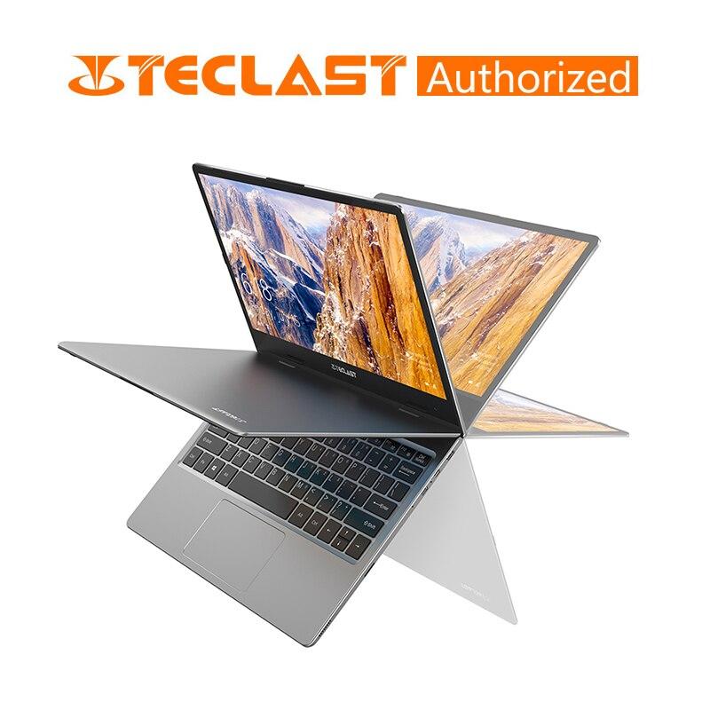 Teclast F5R Notebook 11.6 Inch Win 10 8GB DDR4 128GB SSD Intel Gemini Lake N3450 360 Degree Hinge Touch Screen Laptop