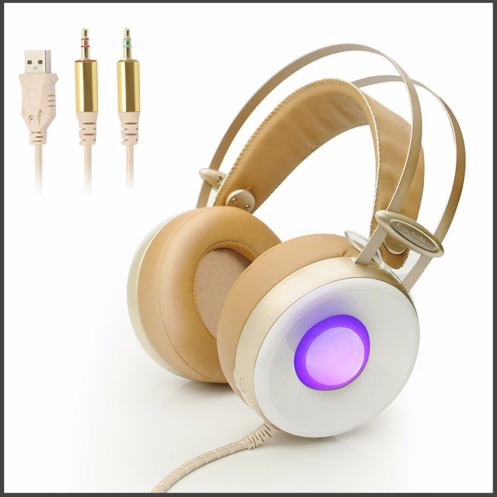 M170 Professional 3.5mm PC Stereo Gaming Gamer Headset Over-Ear Headphones Volume Control Breathing LED Lights for Computer PC крем schwarzkopf professional 2 medium control upload volume cream 200 мл