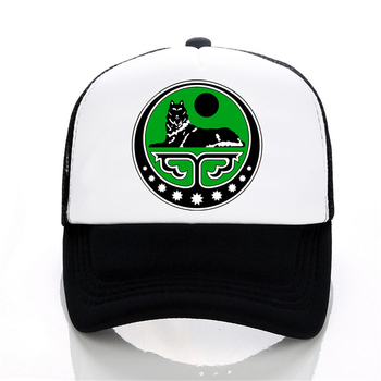 цена на chechnya flag Baseball Caps High quality baseball cap Casual for Men women hat summer Mesh tricker cap patriot gift