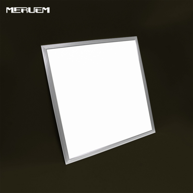 W X Dimmable LED Panel Light Square Led Ceiling Light - Dimmable led kitchen ceiling lights