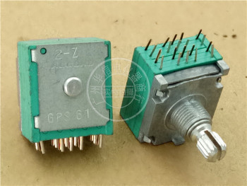 ACCORD 2-Z GPS 617 Encoder Step 40 point 15MM shaft switch