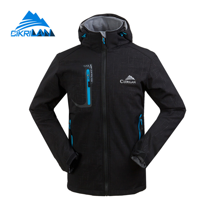 New Mens Water Resistant Windbreaker Hiking Camping Coat Outdoor Sport Softshell Jacket Men Trekking Cycling Jaqueta