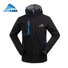 New Mens Water Resistant Windbreaker Hiking Camping Coat Outdoor Sport Softshell Jacket Men Trekking Cycling Jaqueta Masculina