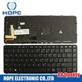 Новый Клавиатура Ноутбука Для HP EliteBook 840 G1 850 HP840 G1 G2 ZBook 14 США Клавиатура С Подсветкой